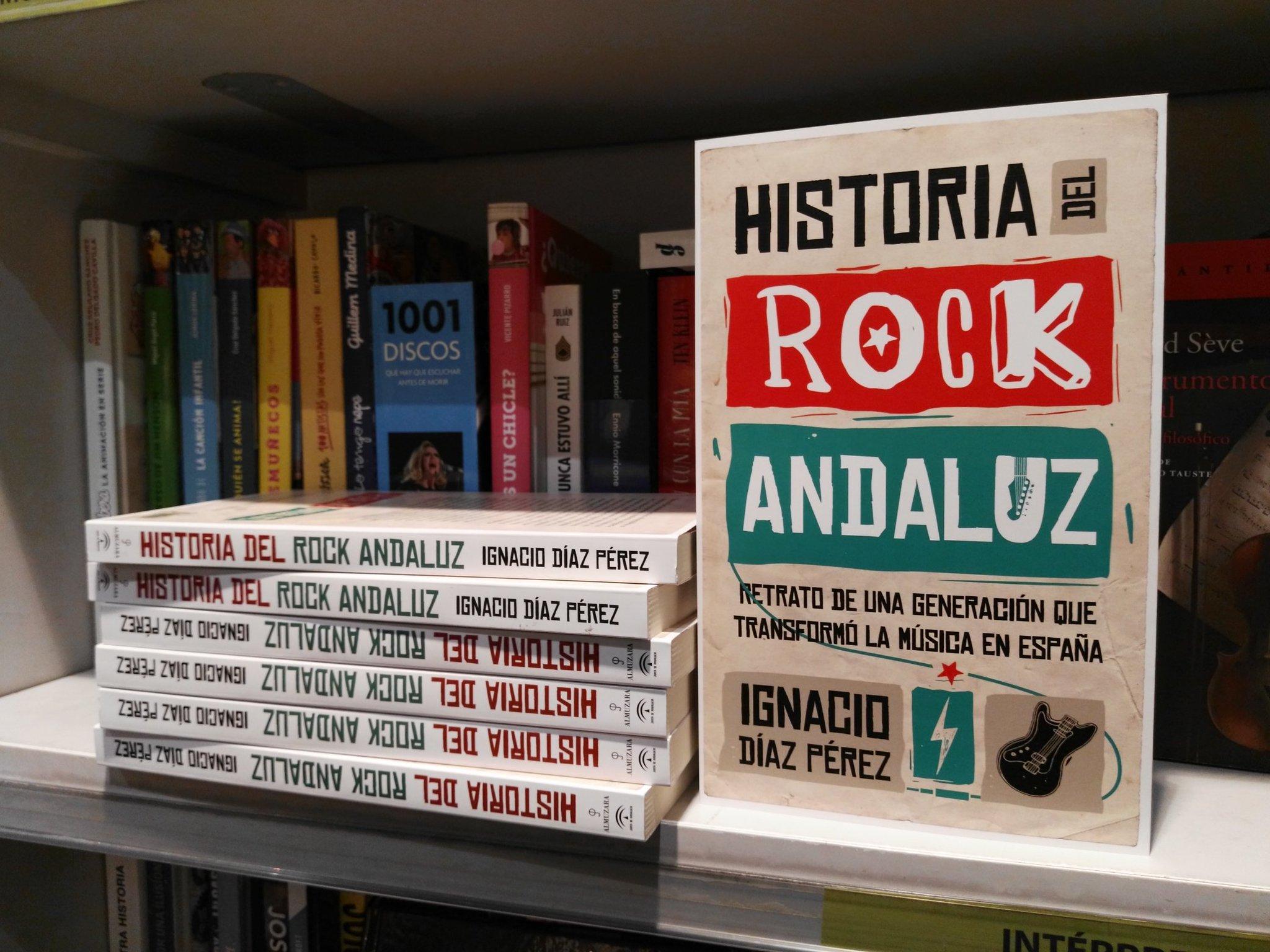 EntreLineas Rock Andaluz